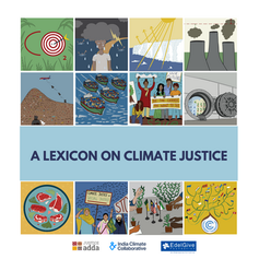 Climate Justice Lexicon