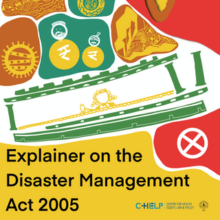 Explainer on the Disaster Management Act, 2005