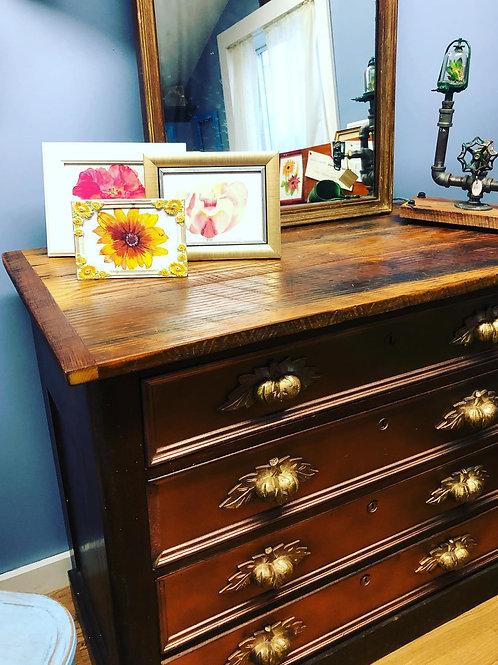 The Golden Acorn Dresser