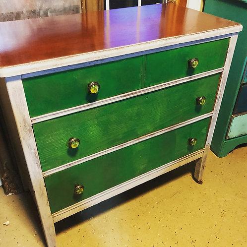 The Green Machine Dresser