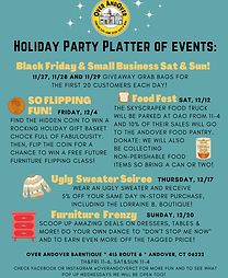 OAO December Party Platter of Events .pn