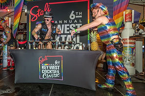 Stoli Key West Cocktail Classic Sam Benedict Taylor Shubert