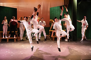 Damn Yankees The Barnstormers Theater