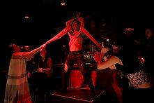 Between Gods And Kings Bedlam Off Broadway Jeff Eason