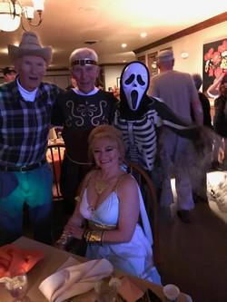 Halloween at Olde Beau