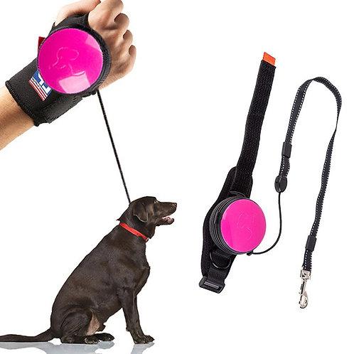 רצועה רצה לכלב - בלי ידיים