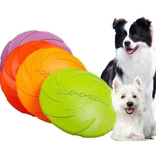 פריזבי גומי לכלבים - ECO FRIENDLY
