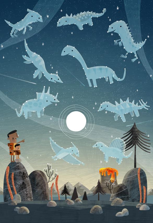 Dinosaur Constellations