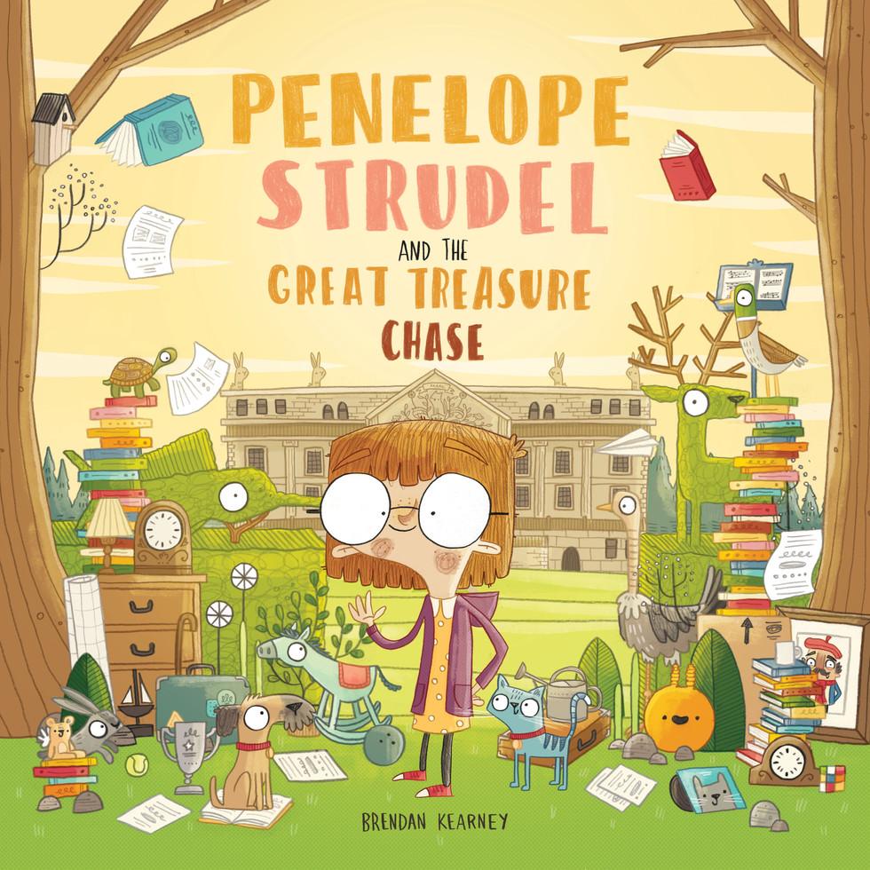 Penelope Strudel Cover