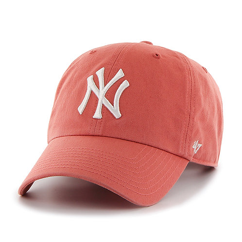 New York Yankees '47 Brand Island Red Cleanup Adjustable Hat