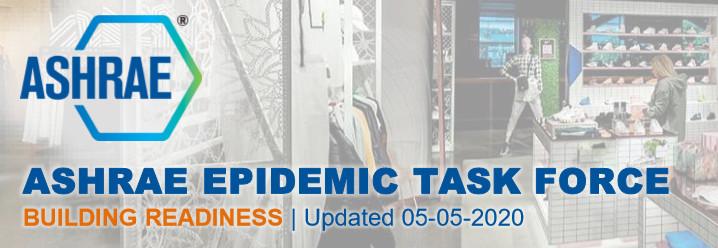 ASHRAE Epidemic Task Force Guidance