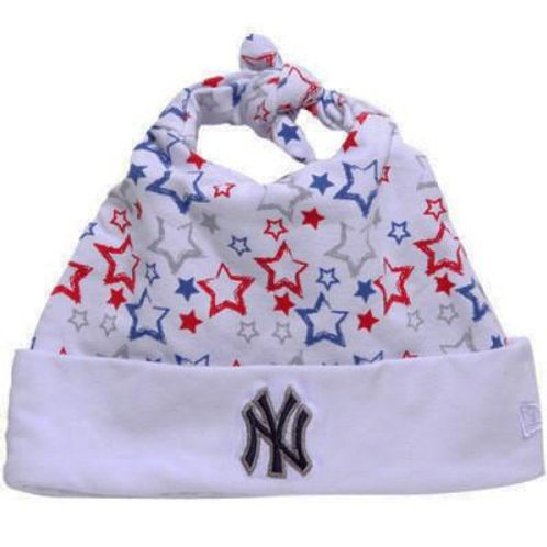 New York Yankees New Era Newborn Knot Beanie