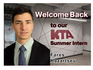 Welcome back Fares