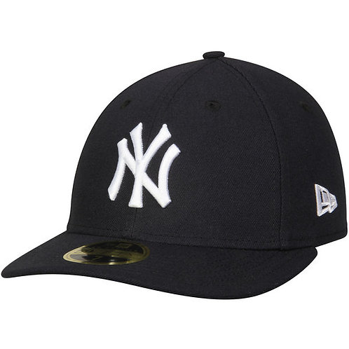 New York Yankees New Era Navy Authentic Collection On Field Low Profile Game 59F