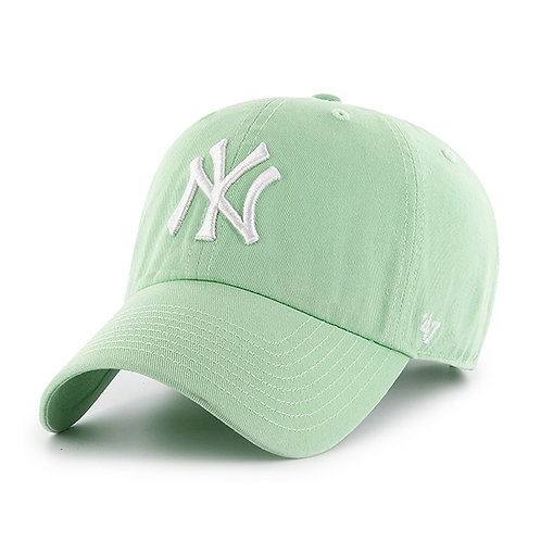 New York Yankees '47 Brand Hemlock Green Cleanup Adjustable Hat