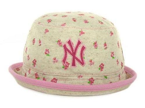New York Yankees New Era Infant Reversible Oatmeal Flip Flop Bucket