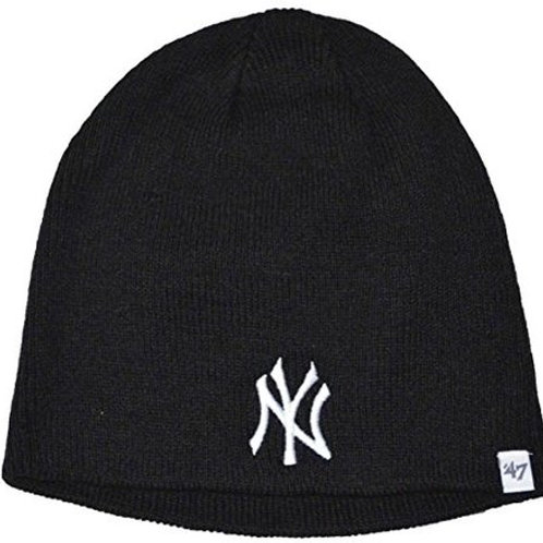 New York Yankees '47 Brand Basic Navy Knit Hat