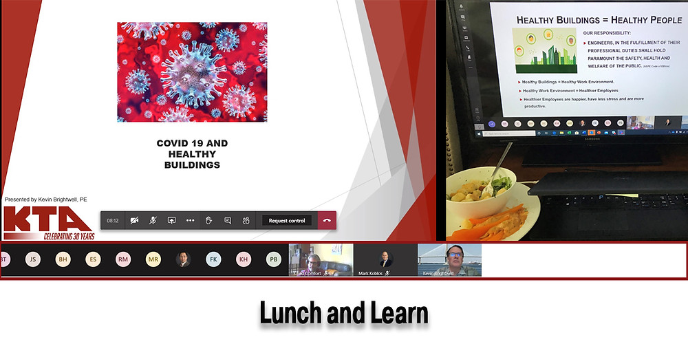 KTA lunch and learn