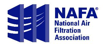 National Air Filtration Association COVID19 FAQ