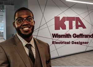 Welcome to KTA, Wismith Geffrand!