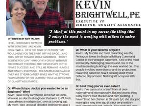 KTA COFFEE BREAK - Kevin Brightwell, PE LEED AP Q & A