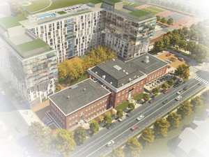 Project Spotlight: Museum Place- Residential Complex