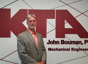 Welcome to KTA, John Bouman, PE
