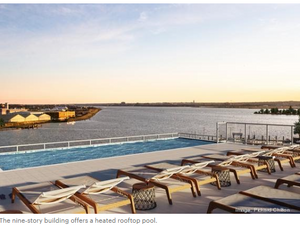 BIZJOURNAL: Want to live in the former U.S. Coast Guard HQ? Its new life as RiverPoint debuts soon.