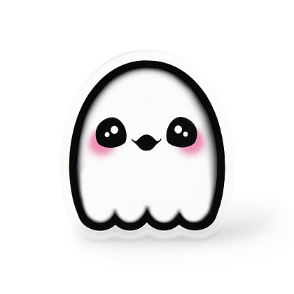 Kawaii Ghost Pin