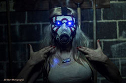 Psycho Necklace: Borderlands Cosplay