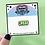 Thumbnail: Creep Word Pin