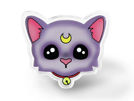 Diana Cat Pin