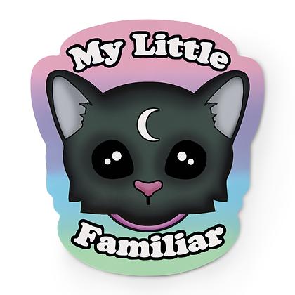 My Little Familiar Sticker