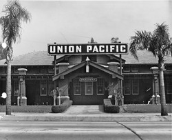 13 sub - MW Pasadena UP Station