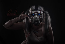 Psycho Necklace: Borderlands Cosplay