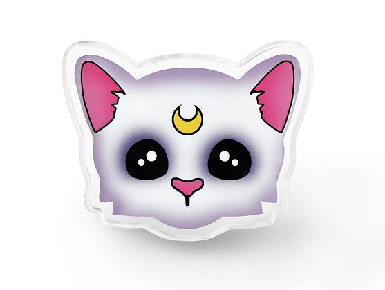 Artemis Cat Pin