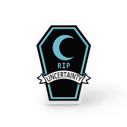 RIP Uncertainty Pin