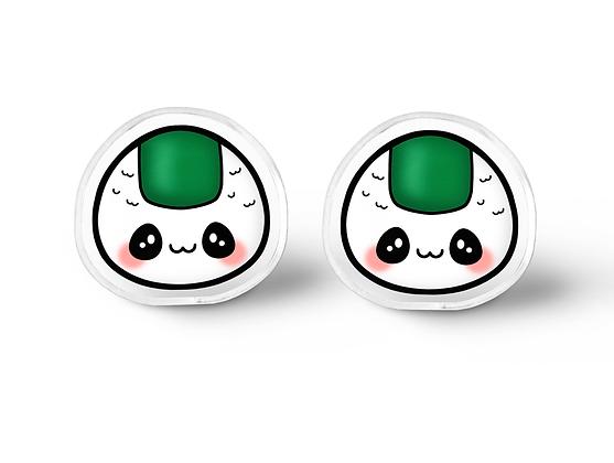 Kawaii Onirigi Earrings