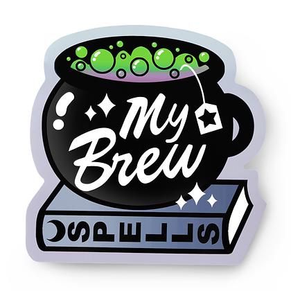 Witch Tea Sticker