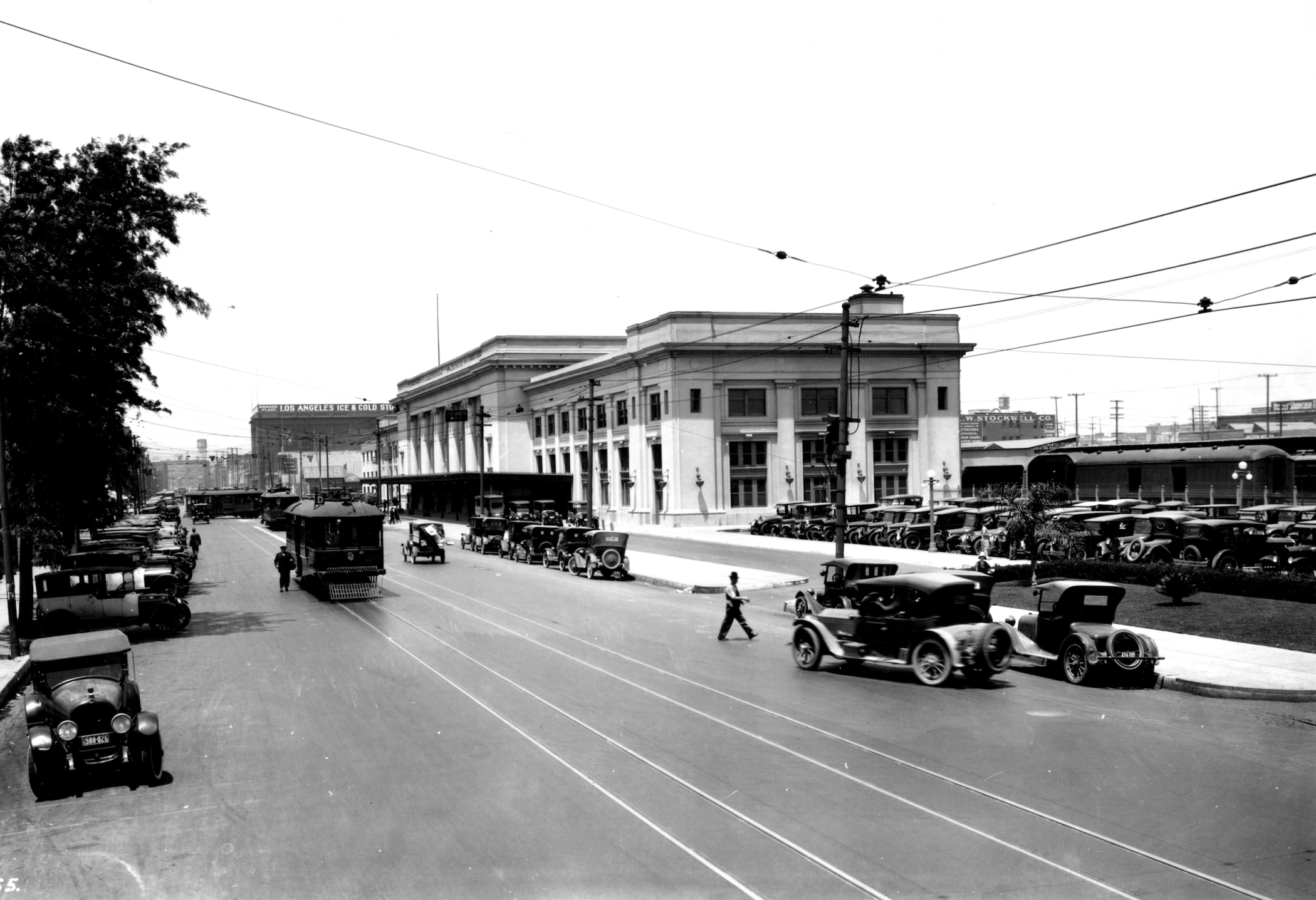1 - MW SP Central Station LA 3