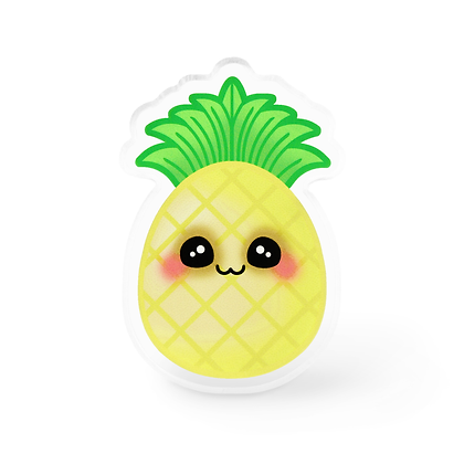Kawaii Pineapple Pin
