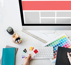 web-design-template-copy-space-concept-P