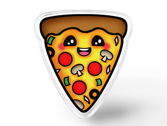 Everything Pizza Pin - Style B