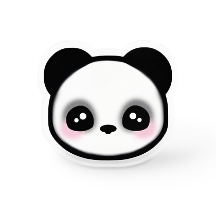 Kawaii Panda Pin