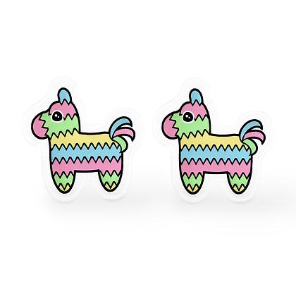 Pastel Pinata Earrings