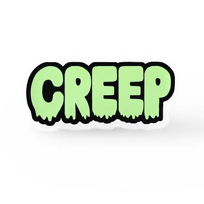 Creep Word Pin