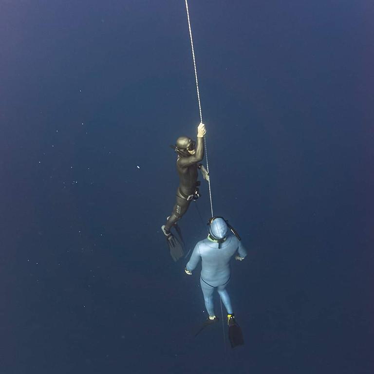 קורס צלילה חופשית למתחילים