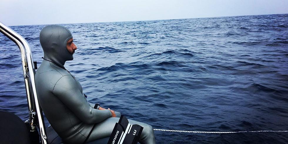 קורס צלילה חופשית AIDA2