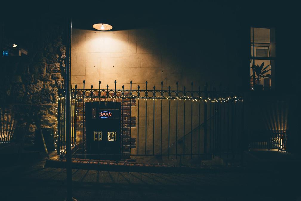 Night Entry