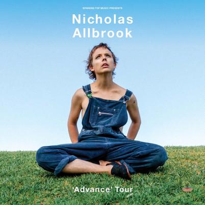 Nicholas Allbrook